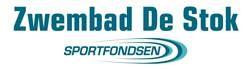 Zwembad De Stok Sportfondsen Logo 2016