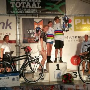 Amy En Ryan De Bruijn Winnen 35e NJR