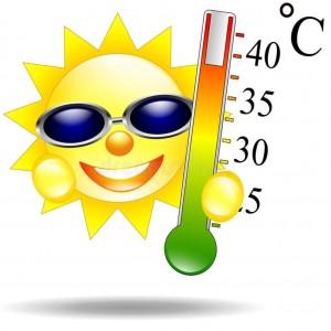 Let Op: Het Wordt Mooi En Warm Vandaag